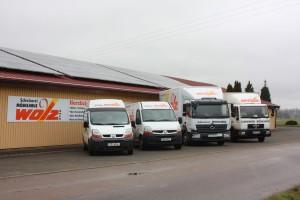 Wolz GmbH Fahrzeuge